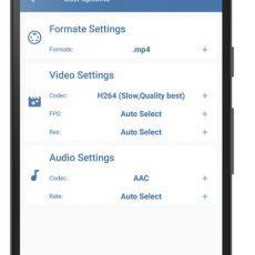 دانلود Video Converter Pro – اپلیکیشن تبدیل فرمت ویدئو اندروید
