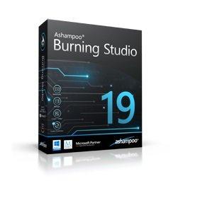 دانلود Ashampoo Burning Studio 19 Build - نرم افزار رایت CD, DVD