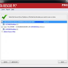 1 Data Rescue