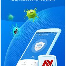 دانلود Free Antivirus 2018 – MAX Security Full - قویترین آنتی ویروس 2018 اندروید