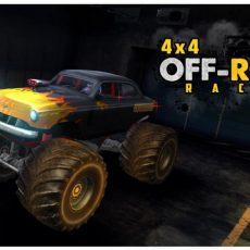 2 4X4 OffRoad Racer Racing Games
