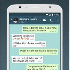 دانلود WhatsApp Business – برنامه واتساپ بیزینس اندروید