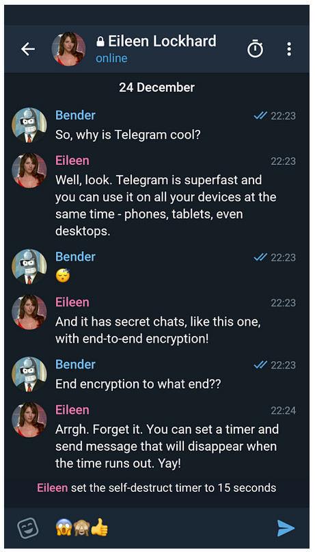 دانلود Telegram X – تلگرام ایکس برای اندروید