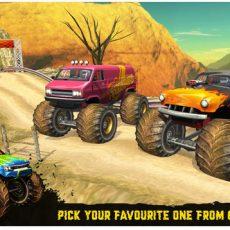 4 4X4 OffRoad Racer Racing Games