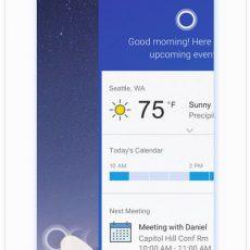 4 Microsoft Cortana – Digital assistant