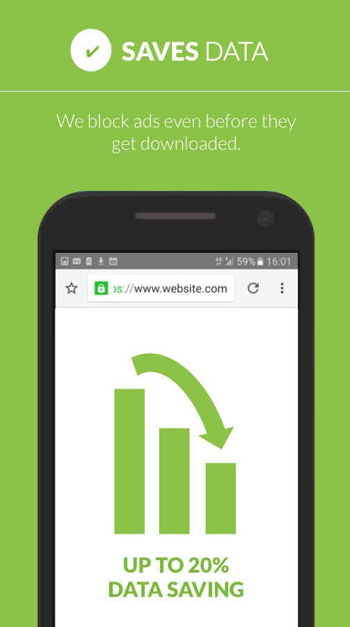 دانلود Free Adblocker Browser – مرورگر سریع و ضد تبلیغاتی اندروید