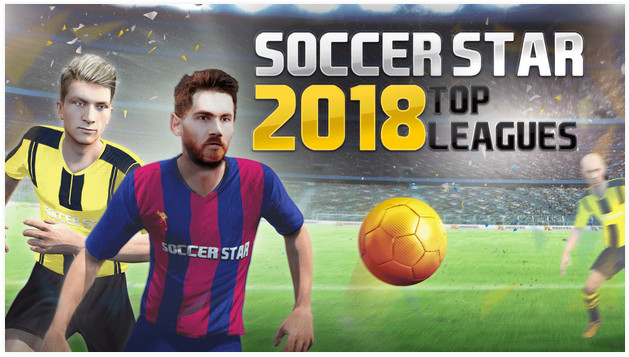 6 Soccer Star 2018 Top Leagues