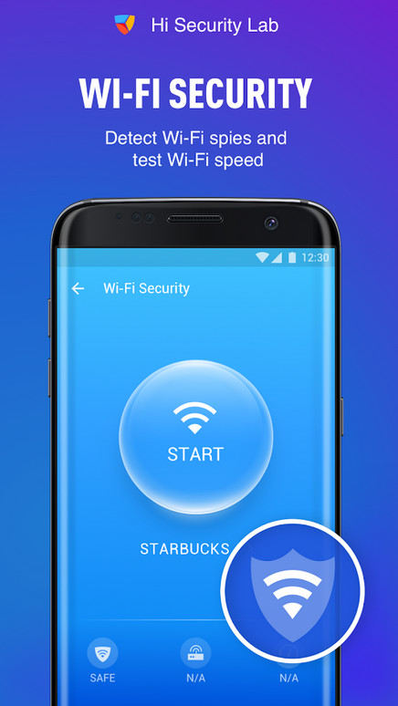 8 Virus Cleaner Hi Security Antivirus Booster