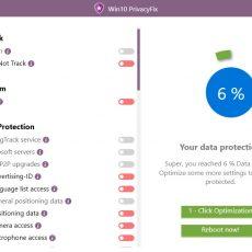 دانلود Abelssoft Win10 PrivacyFix - نرم افزار امنیت حریم خصوصی در ویندوز 10