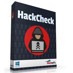 دانلود Abelssoft HackCheck 2018 v1.13 Build 60 - نرم افزار هشدار هنگام هک شدن شما