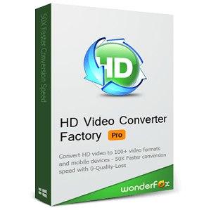 WonderFox HD Video Converter Factory Pro 16.3 – نرم افزار تبدیل فیلم های HD