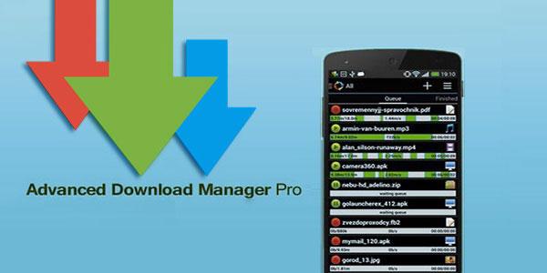 دانلود Advanced Download Manager Pro - سریعترین منیجر اندروید + مود