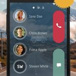 دانلود Contacts Phone Dialer: drupe – نرم افزار مدیریت تماس حرفه ای اندروید