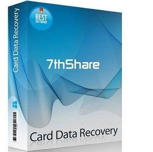 دانلود 7thShare Card Data Recovery 2.6.6.8 - نرم افزار ریکاوری رم گوشی