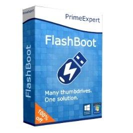 دانلود FlashBoot + Portable - نرم افزار نصب ویندوز با فلش