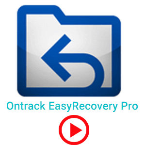 فیلم آموزش بازیابی اطلاعات با Ontrack EasyRecovery Professional