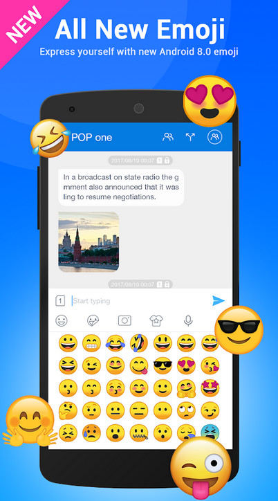 3 TextU Pro Private SMS Messenger