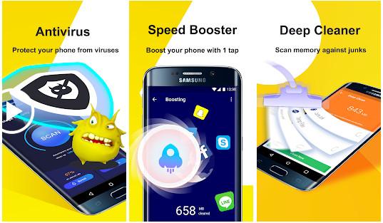 Mega Security Antivirus android