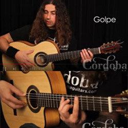 فیلم آموزش تکنیک های پایه گیتار فلامنکو