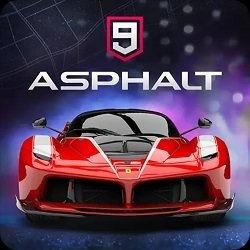 دانلود Asphalt 9: Legends 2019 1.4.3a – بازی اتومبیل رانی آسفالت 9  اندروید + دیتا