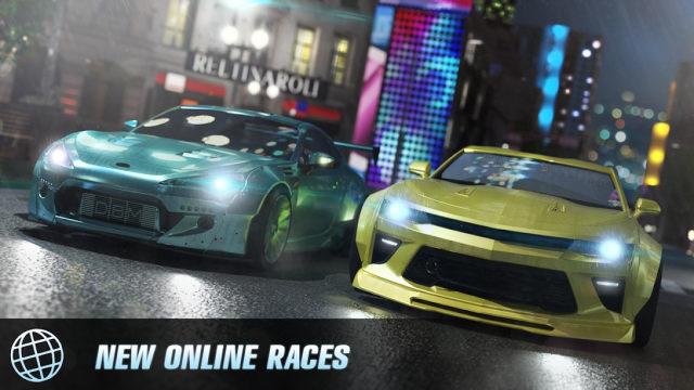 دانلود Drag Battle Racing بازی شگفت انگیز مسابقات درگ اندروید + مود + دیتا