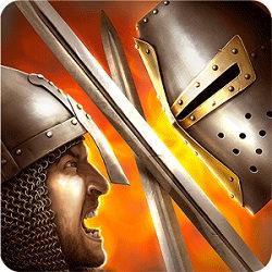 دانلود Knights Fight: Medieval Arena 1.0.20 – بازی اکشن و جنگ شمشیری شوالیه های قرون وسطی اندروید + مود + دیتا