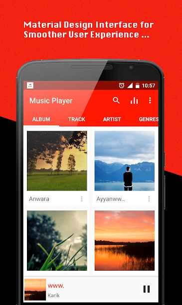 دانلود Mytechnosound music player-1.6.9 - موزیک پلیر پرکاربرد و قدرتمند