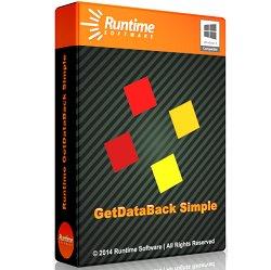 Runtime GetDataBack Simple 5.50 بازیابی اطلاعات