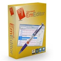 دانلود EmEditor Professional 18.0.8 - ویرایشگر حرفه ای متن در ویندوز