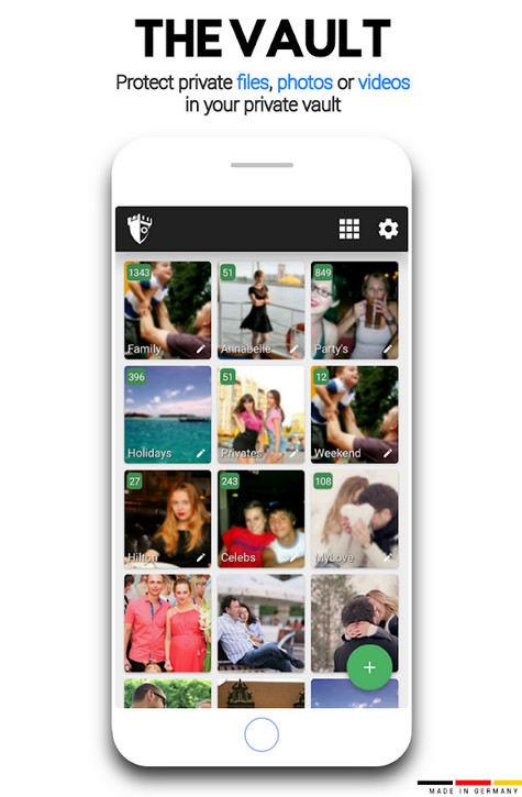 دانلود PRIVARY Full: Hide Private Photos, Files, Videos Vault برنامه قدرتمند رمز گذاری اطلاعات اندروید