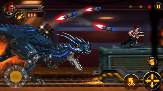 دانلود Metal Squad v1.6.4 بازی اکشن جنگجوی آهنی اندروید + مود