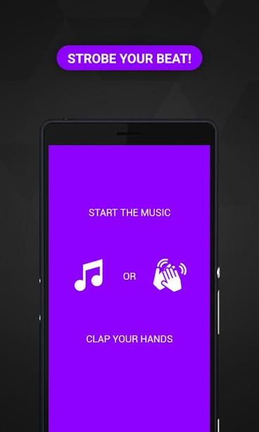 دانلود Music Strobe Pro 4.02 برنامه تبدیل اندروید به رقص نور