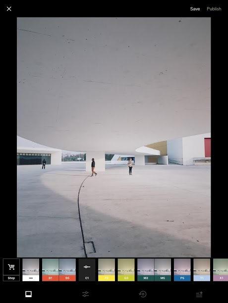 دانلود vsco cam v80.0 برنامه میکس حرفه ای ، ویرایش و افکت گذاری تصاویر اندروید
