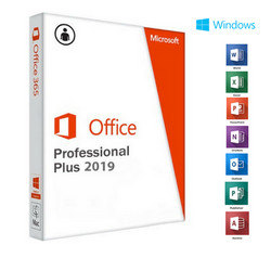 Microsoft Office 2019 Professional Plus v1810 x86/x64 - دانلود آفیس 2019