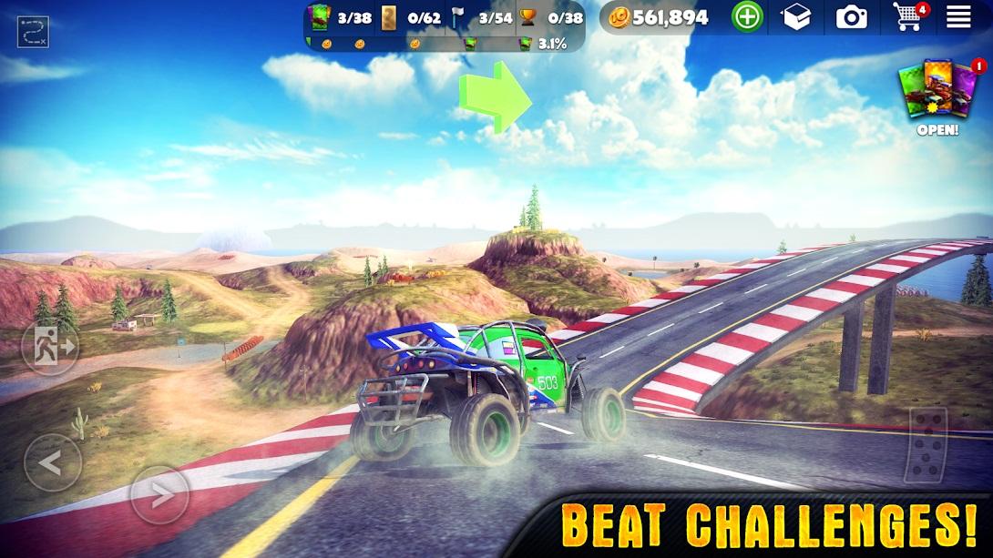 دانلود Off The Road – OTR Open World Driving بازی رانندگی با کامیون اندروید + مود + دیتا