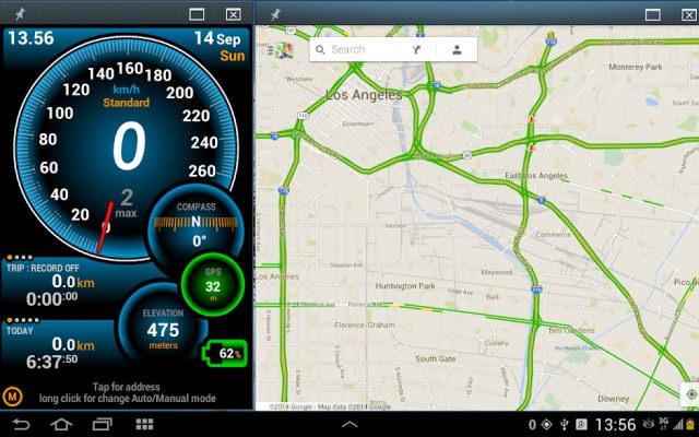 دانلود برنامه Ulysse Speedometer pro v1.9.71 سرعت سنج حرفه ای اندروید