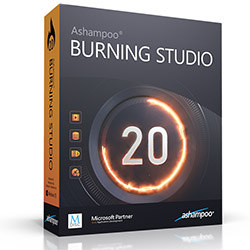 دانلود Ashampoo Burning Studio 21.5.0.57 + Portable - نرم افزار رایت CD, DVD