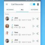 دانلود Call Recorder – Automatic premium v1.1.203 - نرم افزار ضبط خودکار تماس برای اندروید