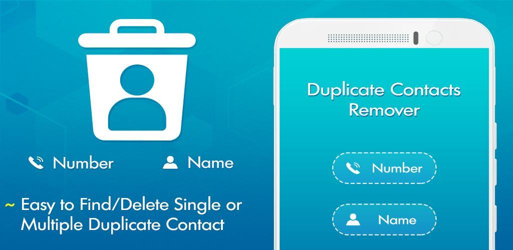 دانلود Duplicate Contacts Remover Contact Optimizer v1.9 برنامه شناسایی و حذف مخاطبین تکراری اندروید