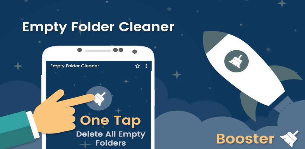 دانلود Empty Folder Cleaner v1.10 برنامه شناسایی و حذف پوشه های خالی اندروید