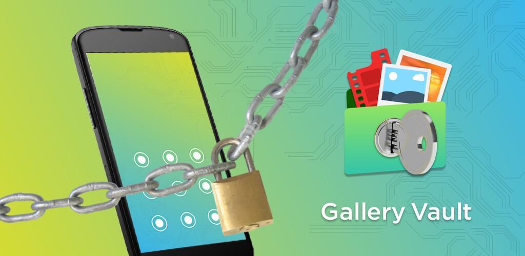 دانلود Gallery Vault Pro - نرم افزار مخفی سازی فیلم ها و عکس های گالری اندروید