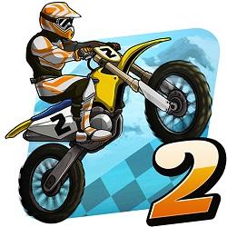 دانلود Mad Skills Motocross 2 v2.7.8 بازی موتوکراس دیوانه و هیجان انگیز اندروید + مود