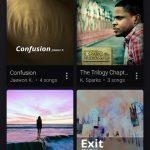 دانلود My Music Player v1.0.3 اپلیکشن موزیک پلیر پرکاربرد اندروید