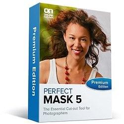 دانلود OnOne Perfect Mask Premium edition 5.2 - نرم افزار حذف پس زمینه عکس ها