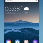 1 P 9.0 Launcher Android™ 9.0 Pie Launcher