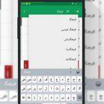 دانلود دیکشنری معین برای اندروید - Moein Dictionary android