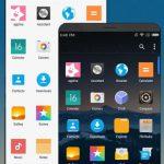 2 P 9.0 Launcher Android™ 9.0 Pie Launcher