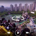 دانلود KMPlayer VR - اپلیکیشن واقعیت مجازی کی ام پلیر اندروید