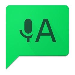 دانلود Transcriber for WhatsApp v3.3 برنامه تبدیل پیام های صوتی واتساپ به متن برای اندروید