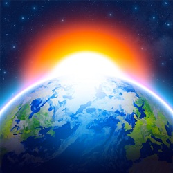 Photo of دانلود 3D Earth Pro – Weather Forecast, Radar & Alerts UK v1.1.1 اپلیکیشن هواشناسی سه بعدی برای اندروید